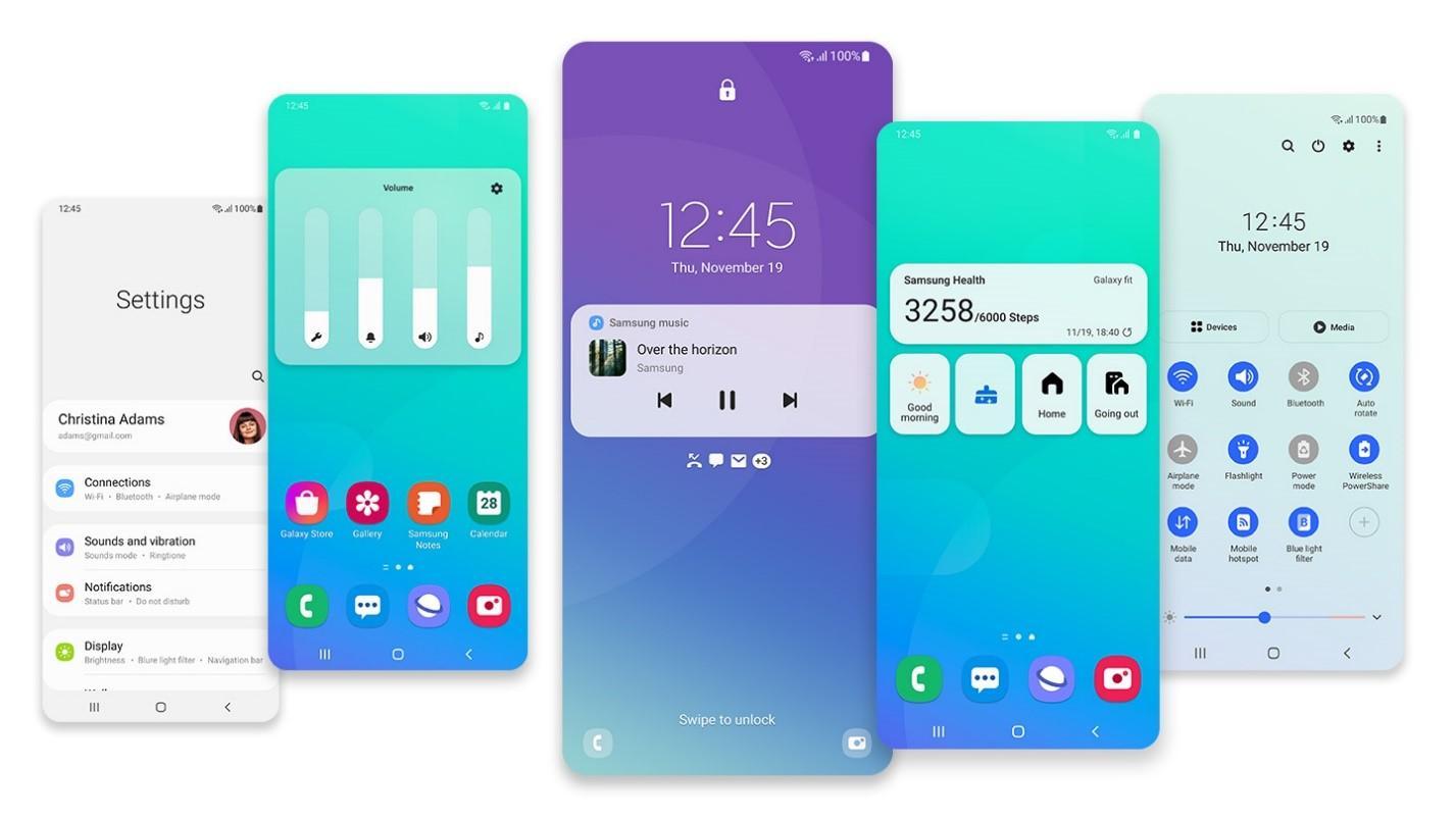 Что нового вSamsung One UI3.0? Когда обновятся смартфоны