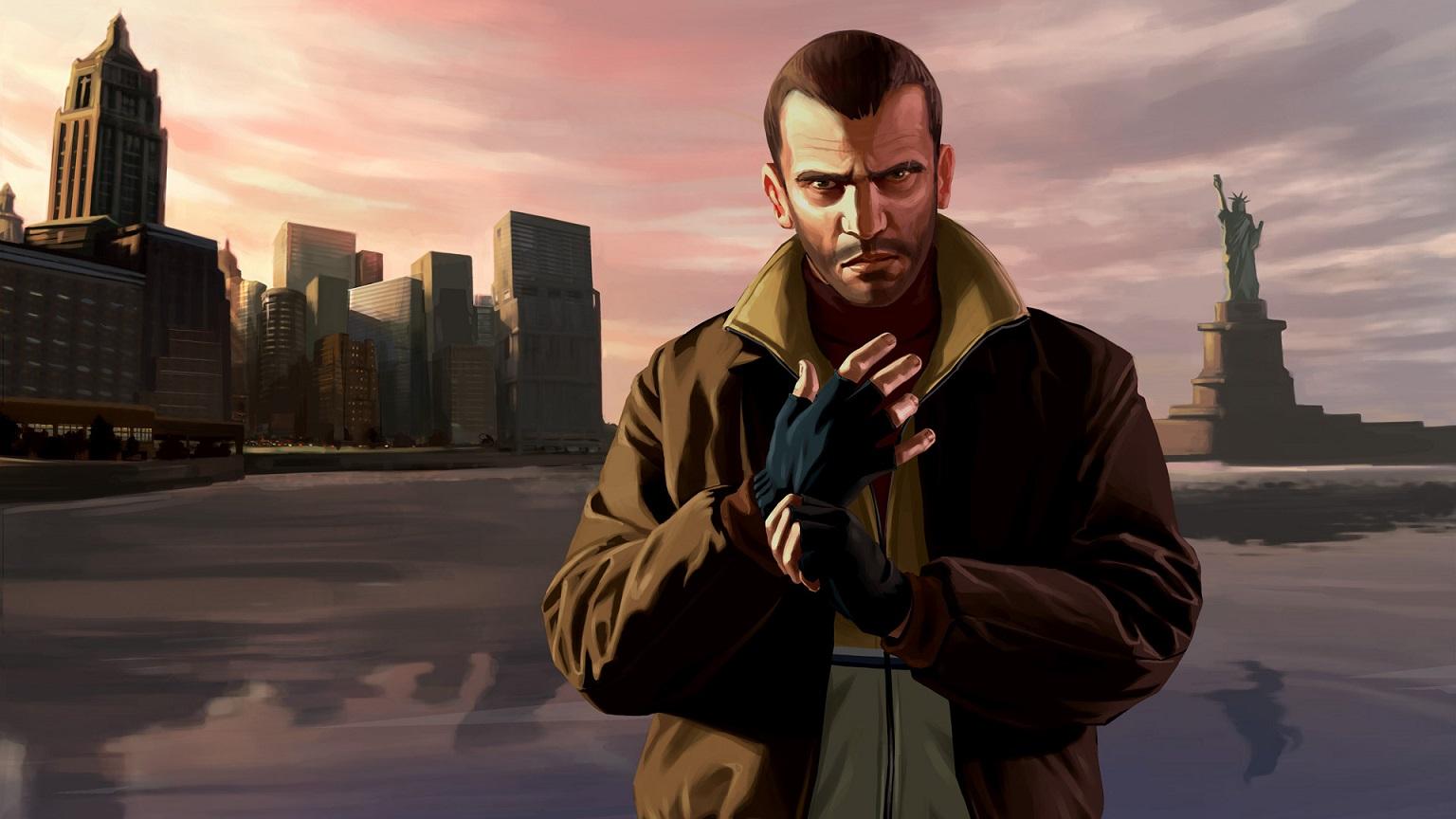 Фанаты создали мод для появления мультиплеера в GTA 4