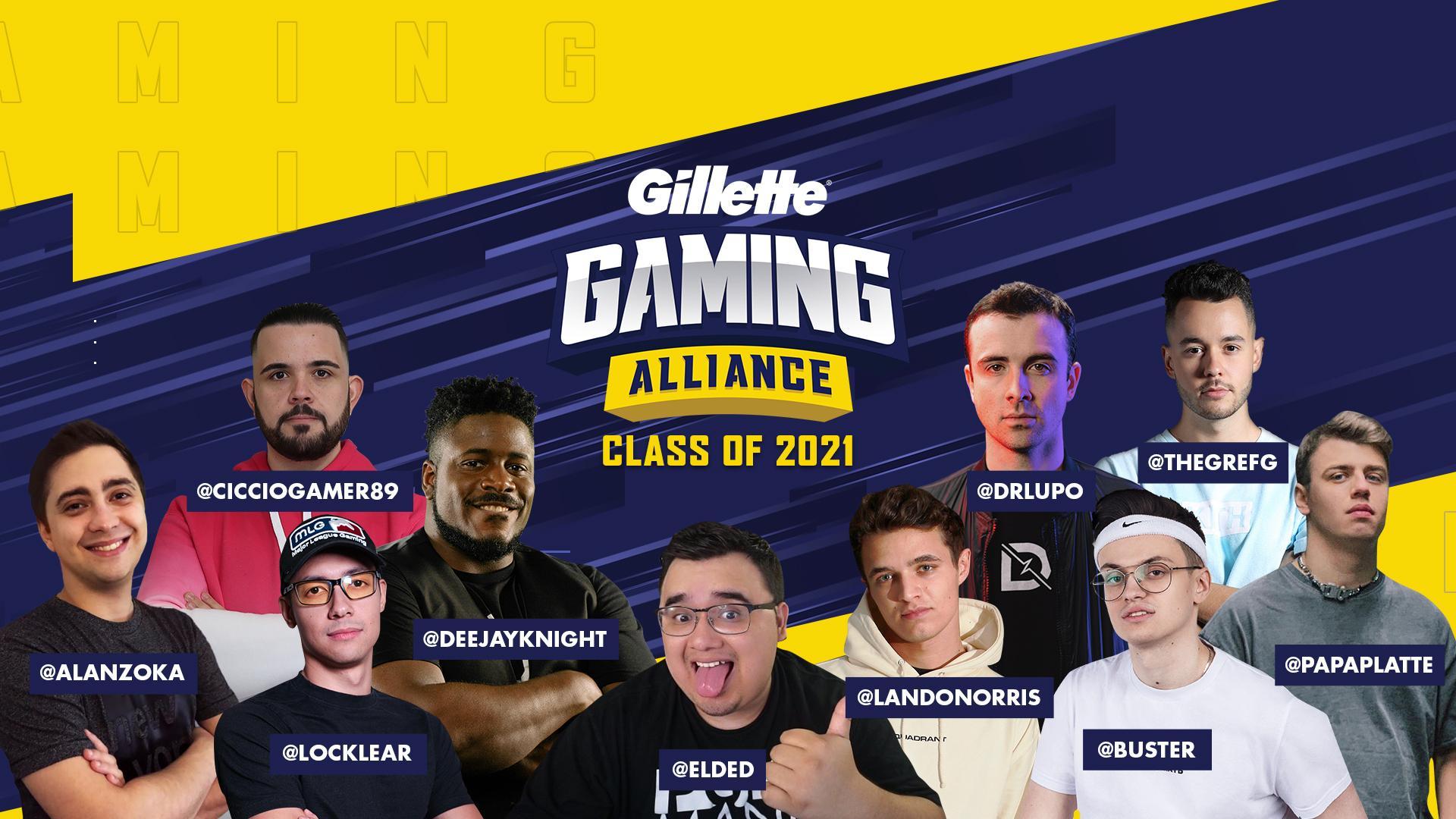 Gillette решил возродить «Геймерский альянс»