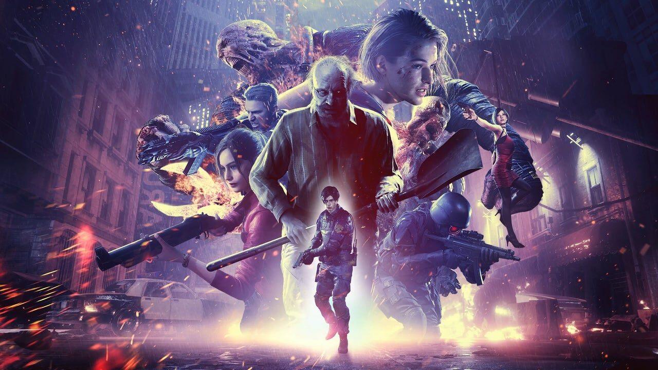 Игрокам сильно непонравилась бета Resident Evil Re:Verse