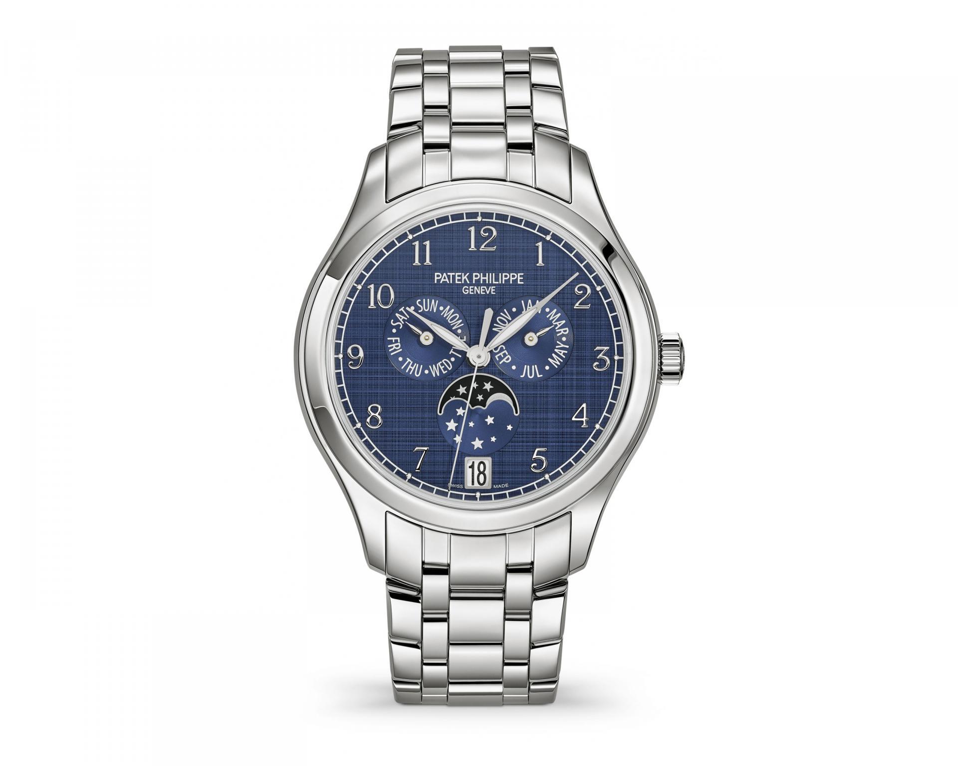 Patek Philippe анонсирует новые часы 4947 сгодовым календарём