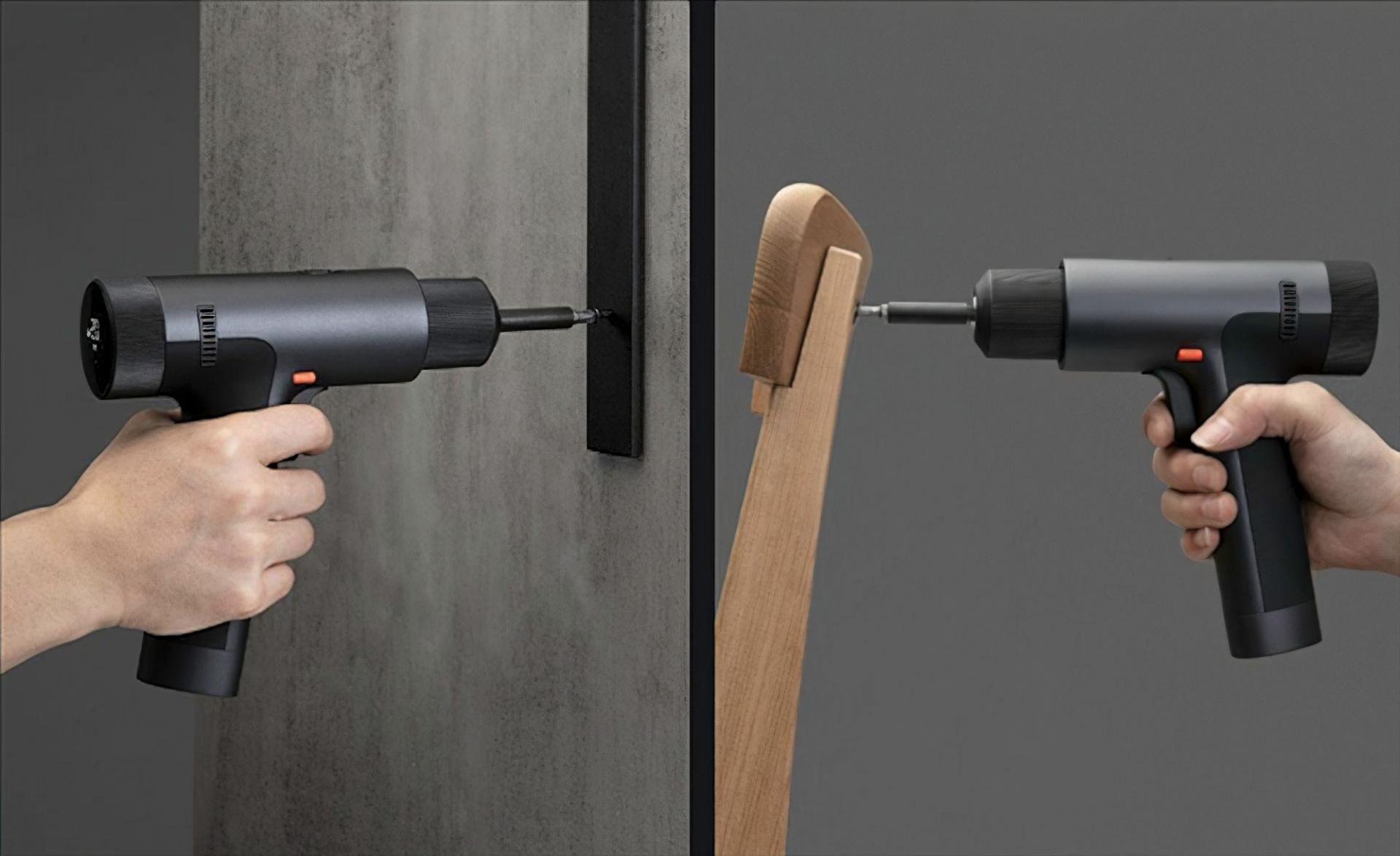 Xiaomi предложила умную электродрель-шуруповёрт