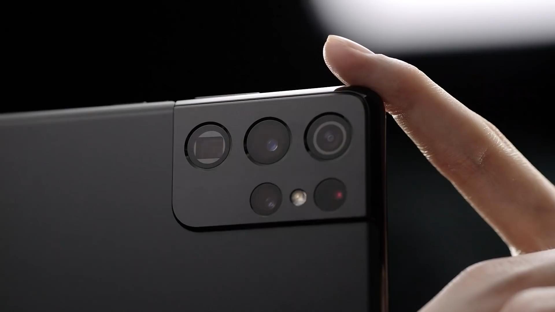 Samsung обновила приложение камеры вOne UI3.1
