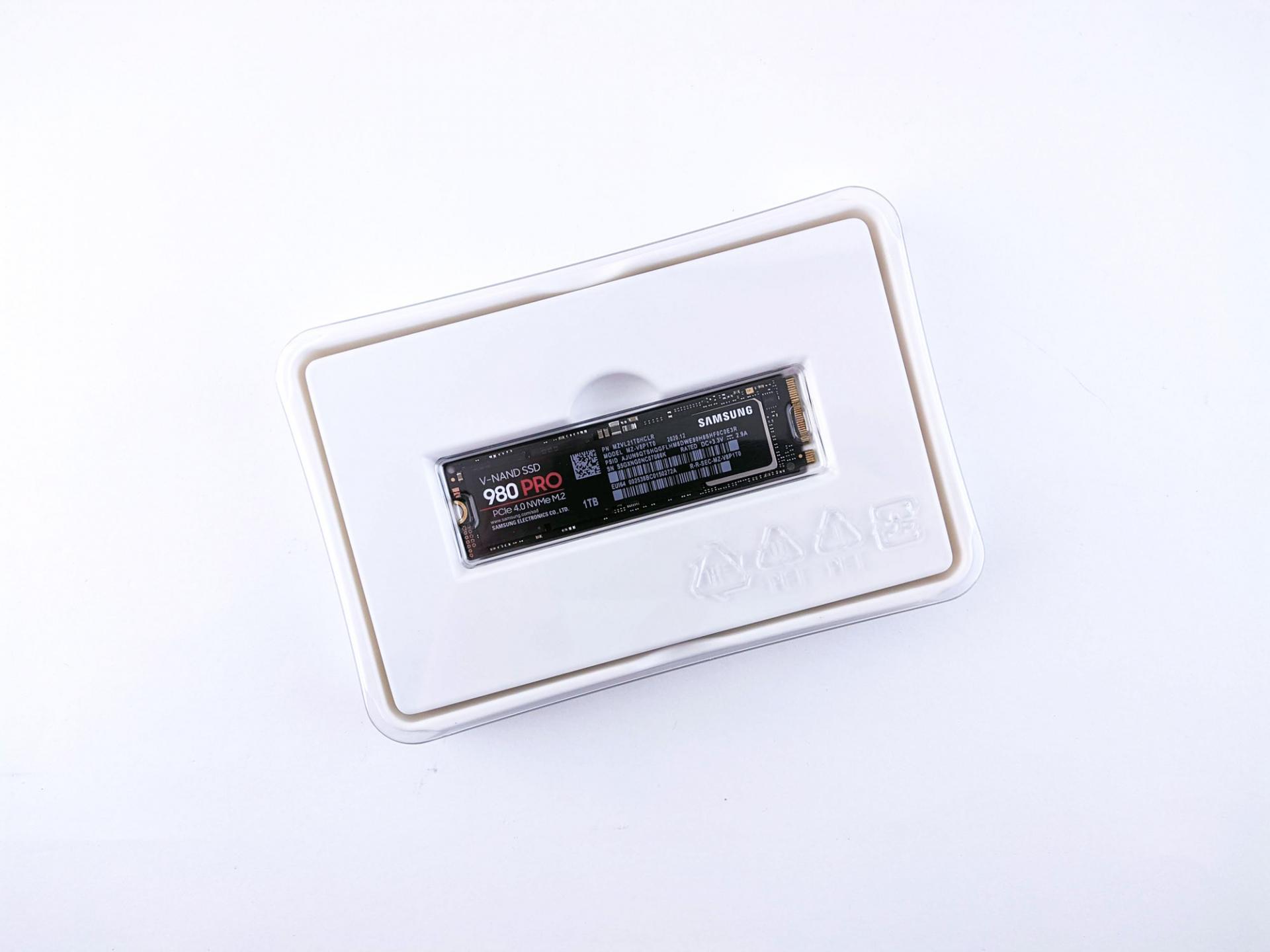 Тест-драйв SSD Samsung 980 Pro