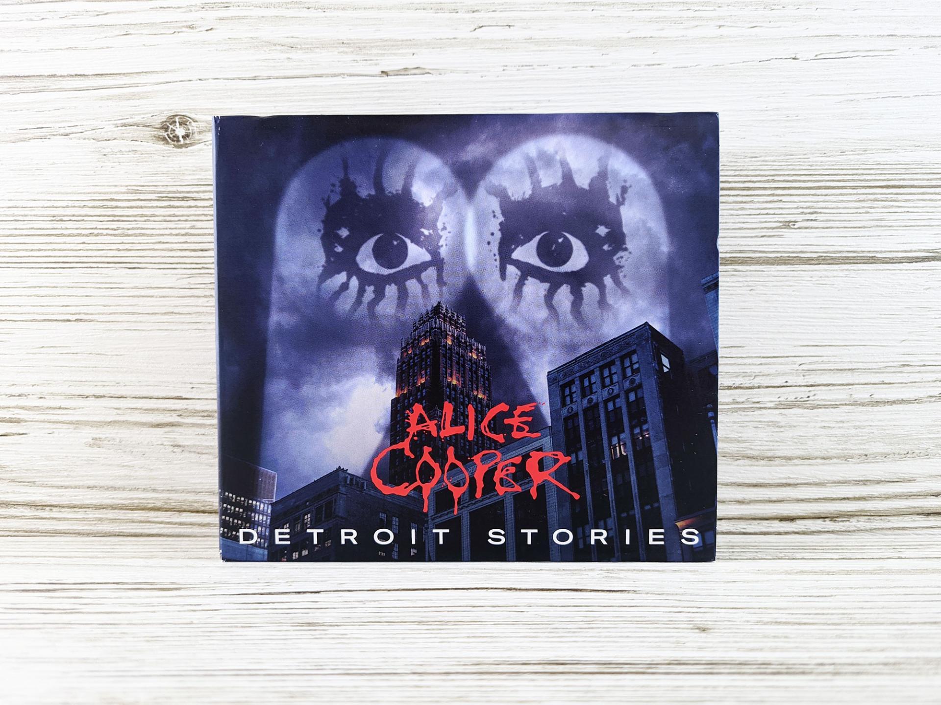 Alice Coper — «Detroit Stories» 2021. Впечатления спустя полгода