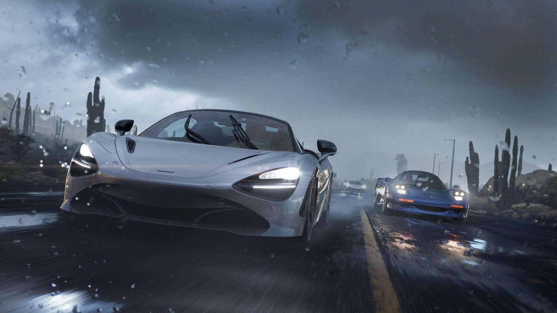 Для Forza Horizon 5 стала известна дата выхода. Разработчики показали игеймплейное видео игры