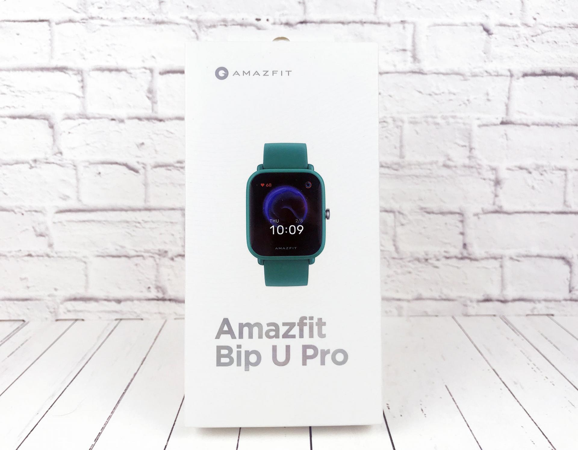 Обзор умных часов Amazfit Bip UPro