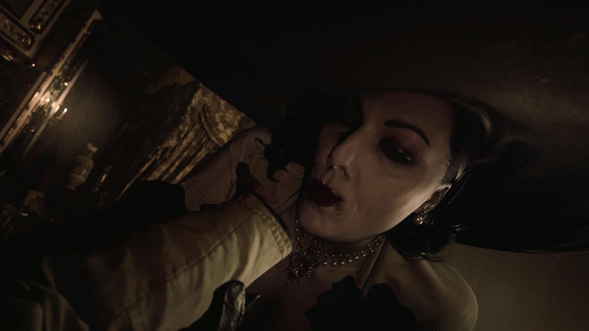 ВSteam доступна бесплатная демоверсия Resident Evil Village