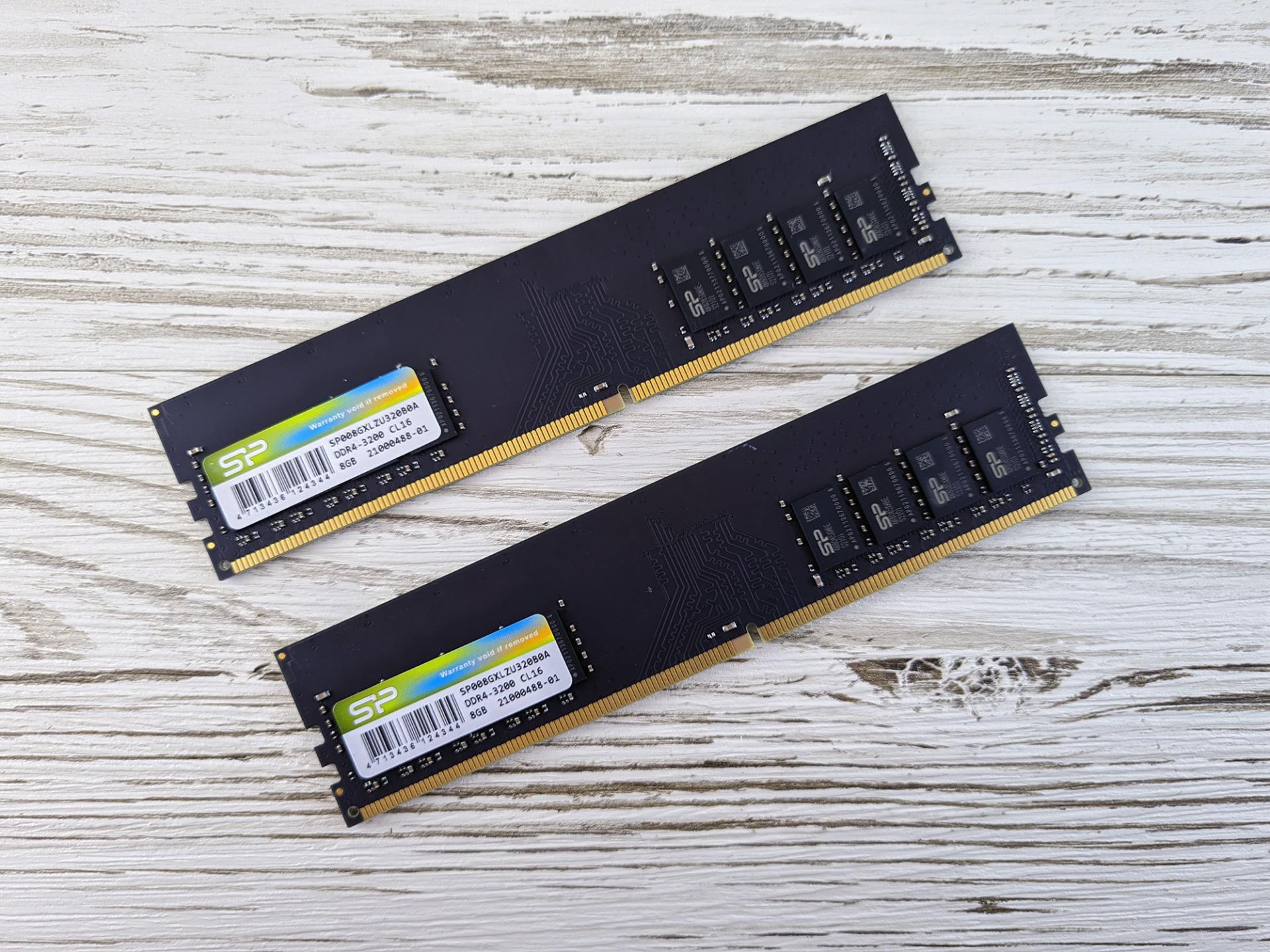 Тест-драйв оперативной памяти Silicon Power XPOWER AirCool 16GB (SP016GXLZU320B2A)